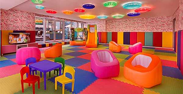 Atana Kids Club in Atana Hotel Dubai