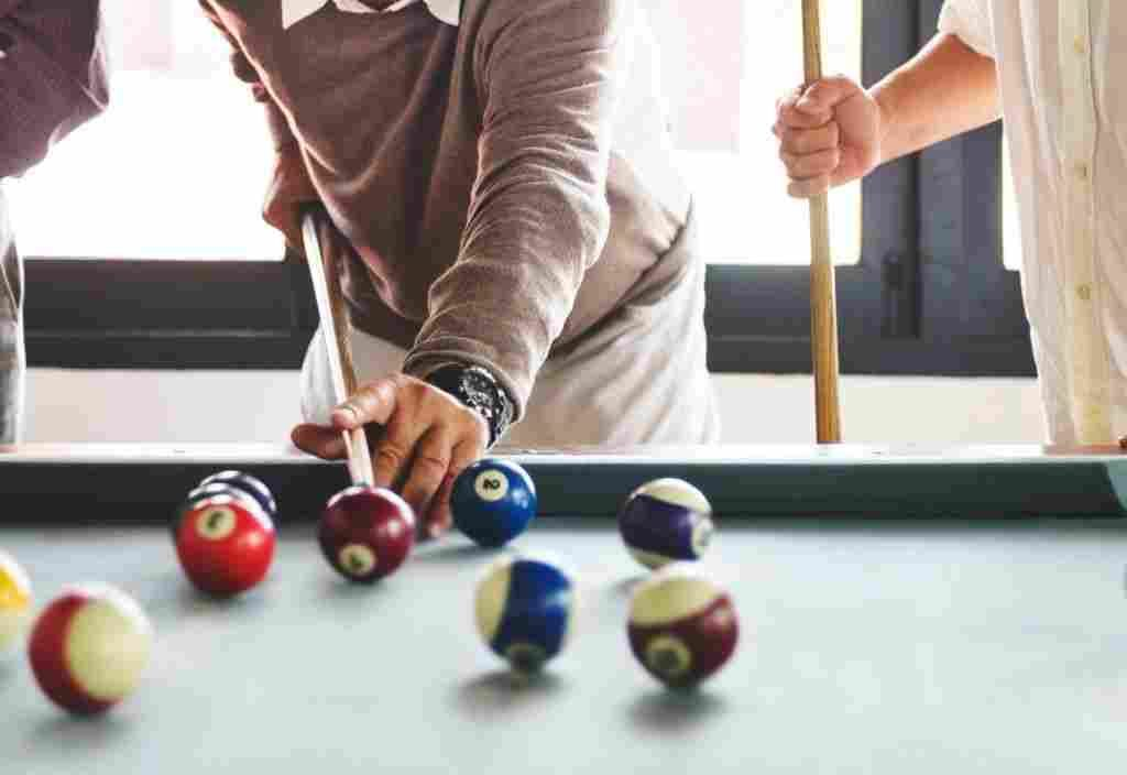 Billiards or Pool Table in Hotel Caribbean World