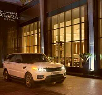 Parking in Atana Hotel Dubai