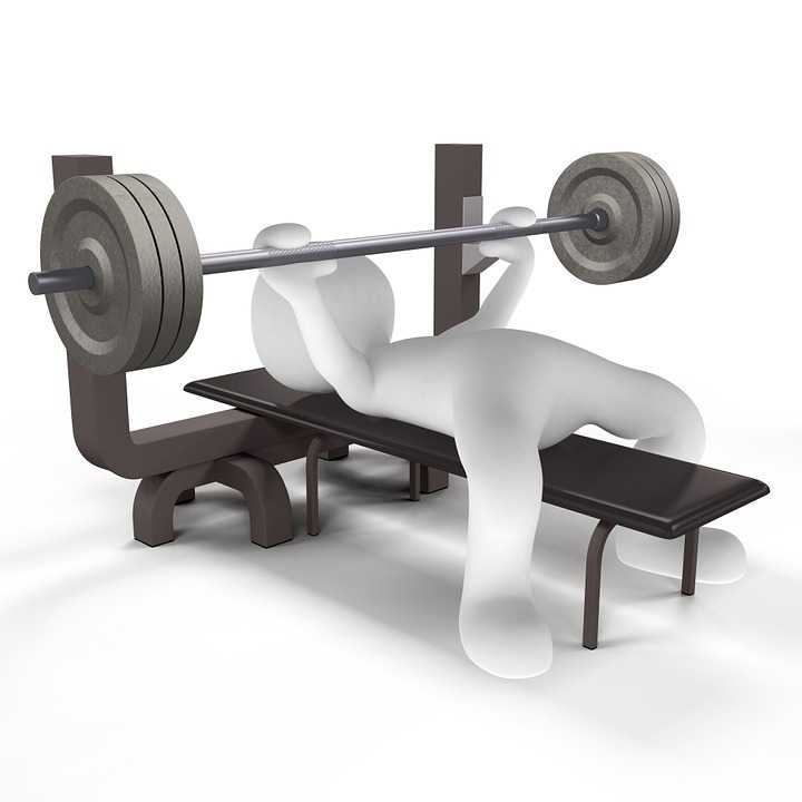 Fitness Centre in Breezes Resort and Spa