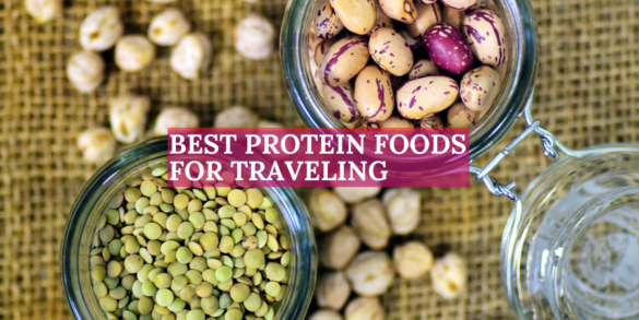 best protein foods for traveling