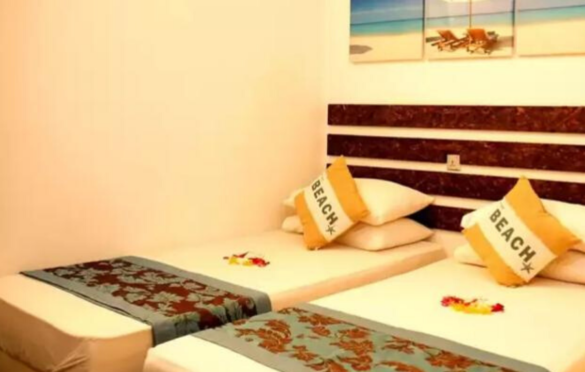 Cheapest hotels near male airport in Maldives